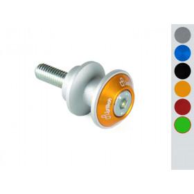 Pions de bras oscillant LIGHTECH M10X1,25 bicolore vert universels (la paire)