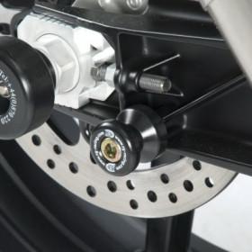 Pions de bras oscillant R&G RACING noir KTM 690 Duke III/R
