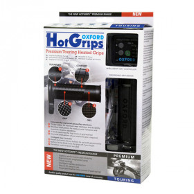 HOTGRIPS POIGNEES CHAUFFANTES TOURING WITH V8