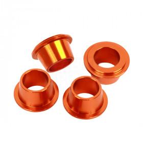 Douilles SCAR alu orange KTM SX/SX-F