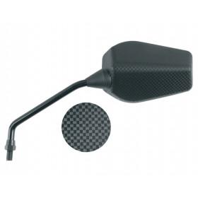 Rétroviseur gauche V PARTS type origine noir Derbi GP1 50