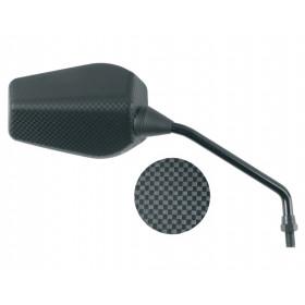 Rétroviseur droit V PARTS type origine noir Derbi GP1 50