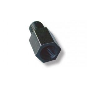 Adaptateur pour rétroviseur V PARTS mâle M10/125 (pas à gauche)/femelle M10/125 (pas à droite)
