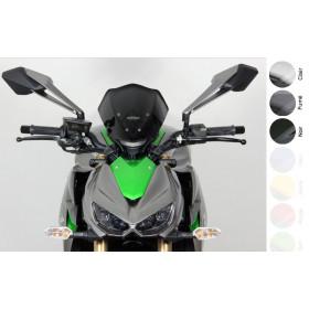 Saute vent Sport + spoiler MRA fumé Kawasaki Z1000