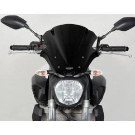 Saute-vent Sport noir Yamaha MT-07