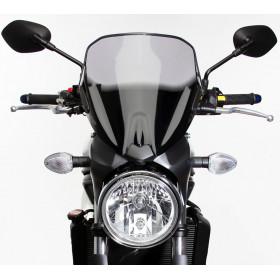 Saute-vent MRA NSN clair Suzuki SV650N