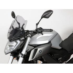 Saute vent MRA racing fumé Yamaha MT-125