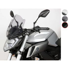 Saute vent MRA racing noir Yamaha MT-125