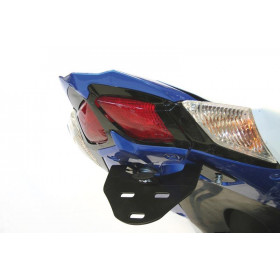 Support de plaque R&G RACING pour GSXR1000 '09
