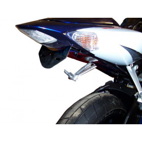 Support de plaque R&G RACING pour GSXR1000 '05-06