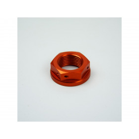 Ecrou de colonne de direction SCAR orange KTM SX50/65/85