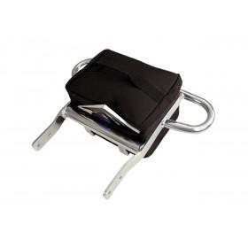 Grab Bar avec sacoche noire ART Kawasaki KFX450R