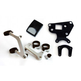 KIT SUPPORT DE FEU URBAN POUR STREETTRIPLE, R 675 07-10 AVEC SUPPORT INSTRUMENTS