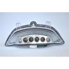 Feu arrière BIHR LED avec clignotants intégrés Yamaha 1700 V-Max