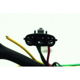 Feu arrière BIHR LED avec clignotants intégrés KAWASAKI ER6
