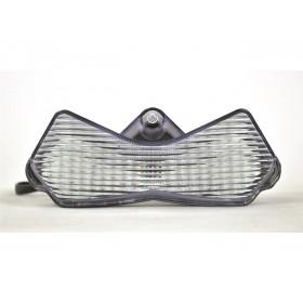 Feu arrière LED BIHR avec clignotants intégrés Kawasaki