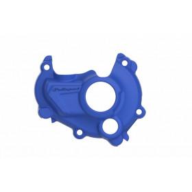 Protection de carter d'allumage POLISPORT bleu Yamaha YZ125