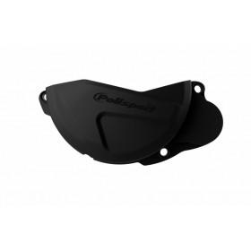 Protection de carter d'embrayage POLISPORT noir Yamaha YZ250