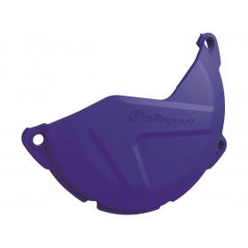 Protection de carter d'embrayage POLISPORT bleu KTM EXC250/300