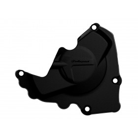 Protection de carter d'allumage POLISPORT noir Honda CRF250R