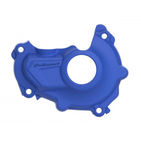 Protection de carter d'allumage POLISPORT bleu Yamaha YZ450F