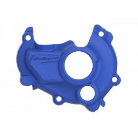 Protection de carter d'allumage POLISPORT bleu Yamaha YZ250F