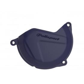 Protection de carter d'embrayage POLISPORT bleu KTM/Husqvarna