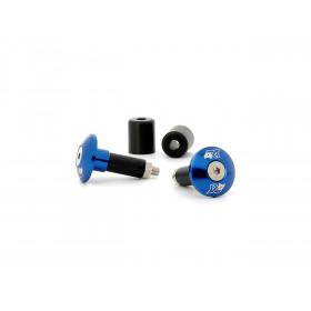 Embout de guidon ART Ø12-18mm bleu