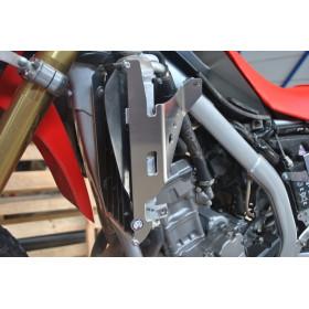 Protection de radiateur AXP alu noir Honda CRF250L