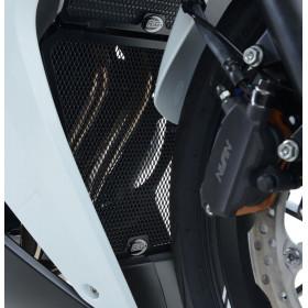 Grille de collecteur R&G RACING noir Honda CBR500R