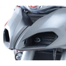 Protection de radiateur d'huile R&G RACING Ducati Multistrada 1200
