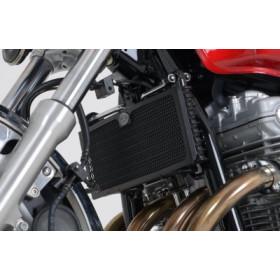 Protection de radiateur (huile) R&G RACING noir Honda CB1100/EX