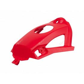 Couvre réservoir RACETECH rouge Honda