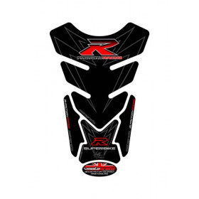 Protection de réservoir MOTOGRAFIX 4pcs noir Suzuki