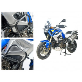 Protection latérales R&G RACING noir Yamaha XT-Z 1200 Super Tenere