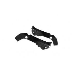 Protection de cadre LIGHTECH carbone brillant Suzuki Gsx-R1000