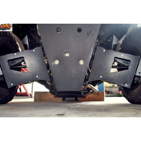 Protection de triangle arrière AXP PHD 6mm Polaris RZR900S