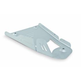 Protection de triangle avant ART aluminium Yamaha KODIAK/GRIZZLY 450