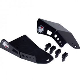 Protection de triangle avant AXP PHD 6mm Yamaha YFM700R