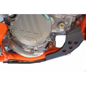 Sabot GP AXP PHD noir KTM SX85/Husqvarna TC85