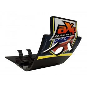 Semelle MX AXP Anaheim PHD noir/déco bleu-jaune Husqvarna TC250