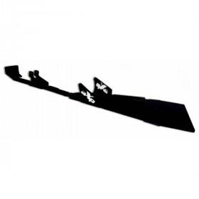 Sabot central AXP PHD 8mm noir/déco rouge Yamaha YFZ450R