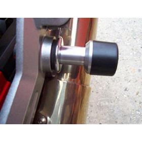 Slider de silencieux R&G RACING pour Z1000 04-06