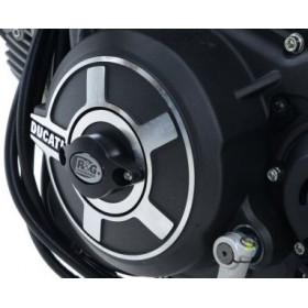 Slider moteur R&G RACING gauche Ducati Scrambler
