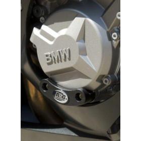 Slider moteur gauche R&G RACING noir BMW S1000R/RR