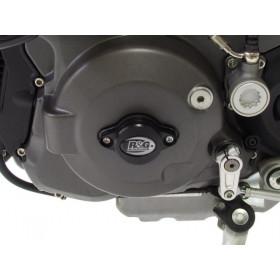 Slider moteur gauche R&G RACING noir Ducati