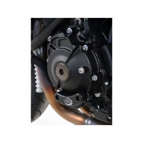 Slider moteur gauche R&G RACING noir Yamaha MT-10