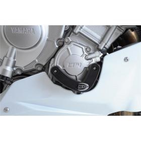 Slider moteur droit R&G RACING noir Yamaha YZF-R1