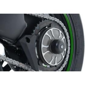 Protection de bras oscillant noir R&G RACING Kawasaki H2 / H2R