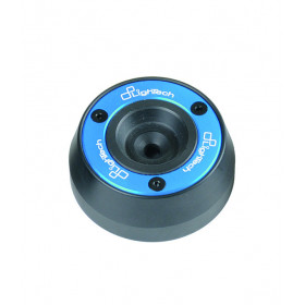 Protections fourche et bras oscillant (axe de roue) LIGHTECH Cobalt Ducati Hypermotard 821 - ARDU103COB